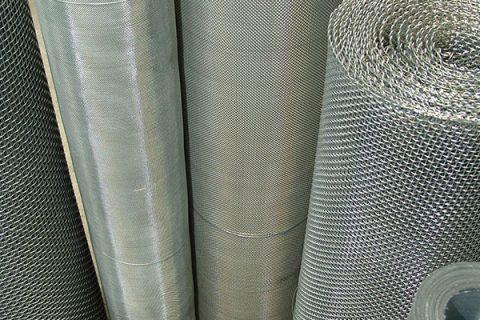 tecido galvanizado