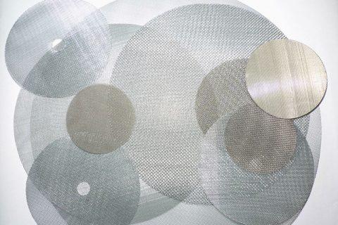 Tela de Aço para Filtro