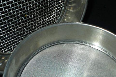 Tela de Aço para Peneira