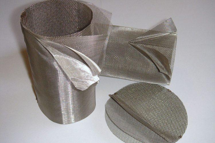 Tela de Aço Inox para Filtragem