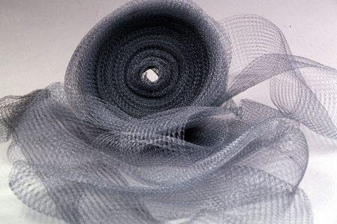 Tela Tricotada em Inox