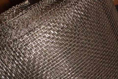 Telas de Arame Metálicas
